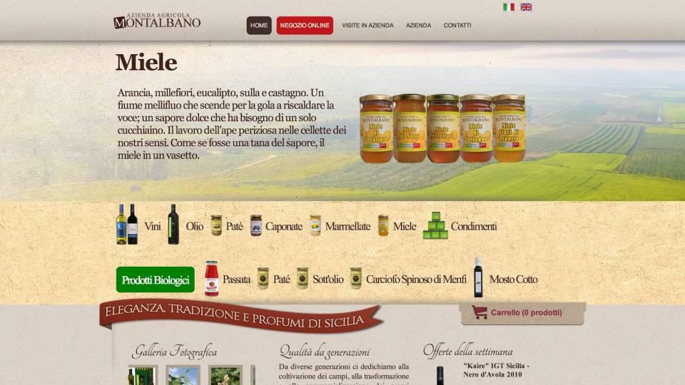 Az. Agricola Montalbano