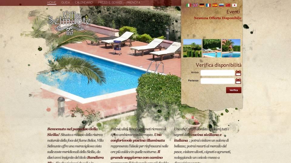 Villa Selinunte