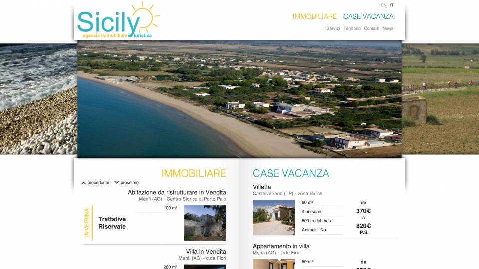Sicily Holiday Homes